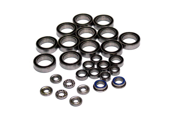 RCS Model Bearing Set for XRAY RC X-RAY BG221