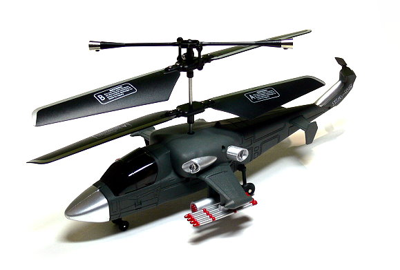 YD818 RC Model 3ch Gray Gyro R/C Hobby Mini Electric Helicopter RTF EH445