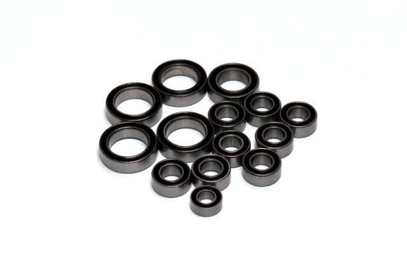 RCS Model Bearing Set for YOKOMO RC MR-4BX World Spec 4WD Buggy BG708