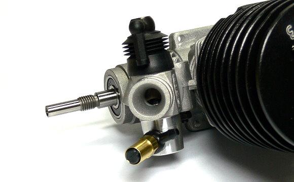 SH Engines Model Black 21 Nitro Engine 3 48cc RC Car Buggy Truck Truggy EG636