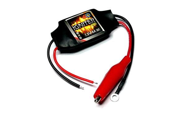 AEO RC Model Input 6-23V Output 1.5V//4A R//C Hobby Glow Plug Igniter Pro AC397