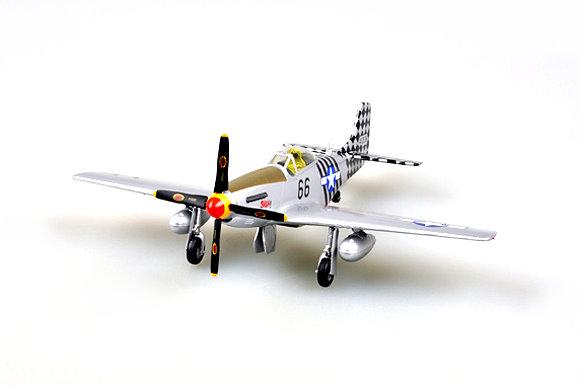 EASY MODEL Aircraft Model 1//48 P-51D Air Commando Aquadron Finished 39305 E9305
