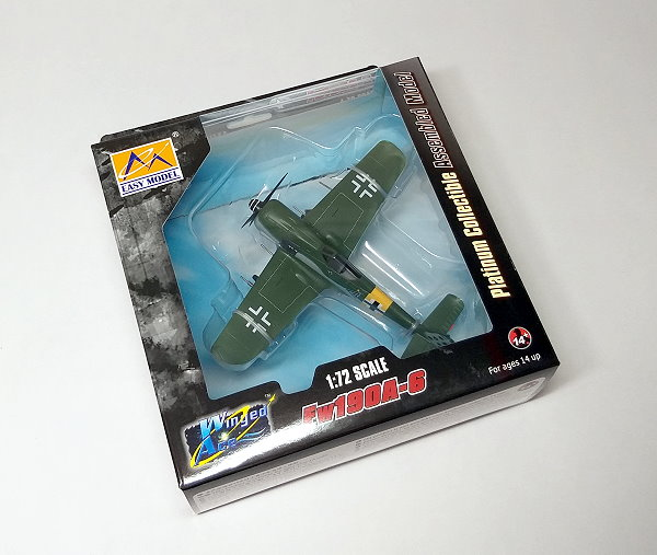 Finished 36355 E6355 EASY MODEL Aircraft Model 1//72 P-51B//C Patty ann II