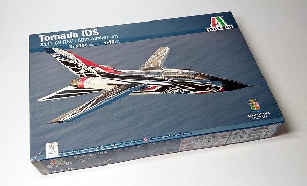Tornado IDS 1:48 Italeri 2766 311° GV RSV 60th Anniversary