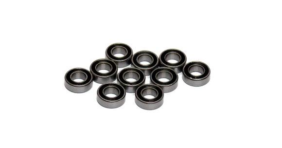 4.762x7.938x3.175mm, 10pcs CS488 RCS Model R156ZZ High Precision Bearing