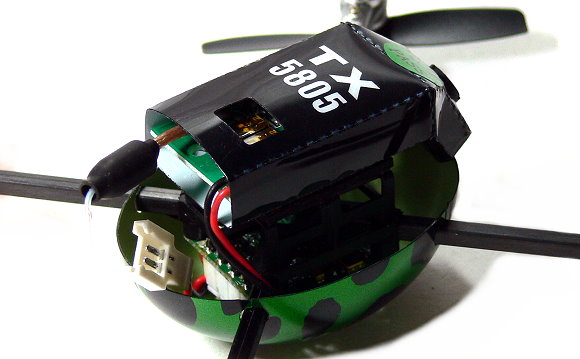 Walkera QR Green Ladybird V2 Quadcopter & DEVO F4 ...